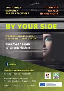Plakat wymiany By your side
